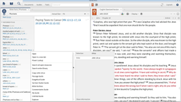 Conducting a Character Study on the Pharisees with the Bible Facts Tool
