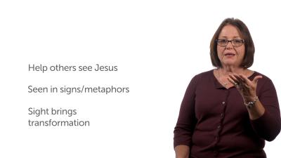Jesus Models Transformational Life