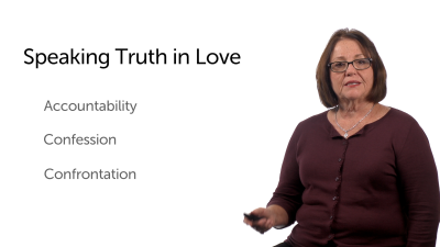 Fellowship: Speaking the Truth in Love