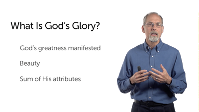 What Is Glory?