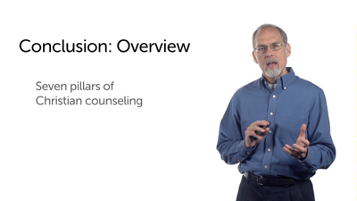 Summary Thoughts about Pastoral Counseling