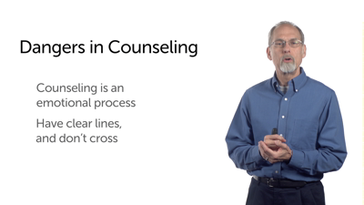 Dangers in Counseling