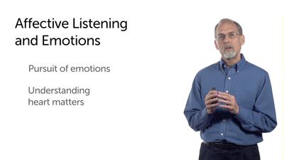 Affective Listening