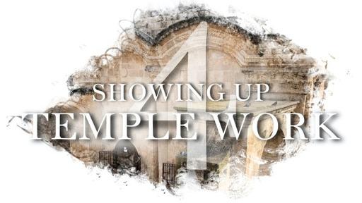 Temple Work 1