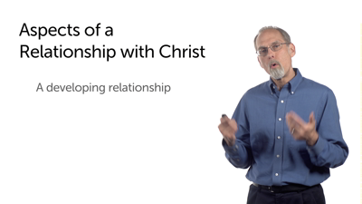 Aspects of a Personal Relationship with Christ