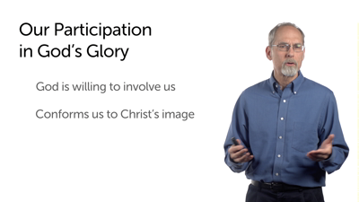 Participating in God's Glory
