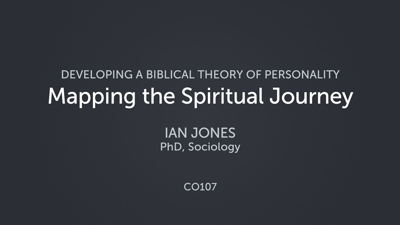 Mapping the Spiritual Journey