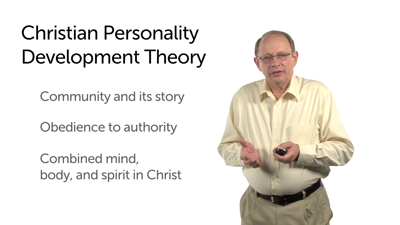 The Characteristics of Christian Personality Theory
