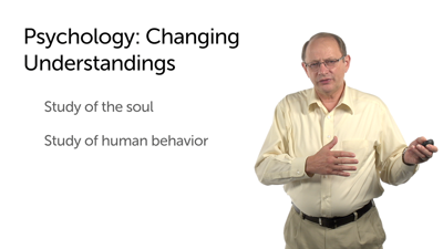 The Shifting Views of Psychology