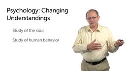 The Shifting Views of Psychology