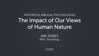 The Impact of Our Views of Human Nature