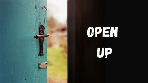 Open up: Open Heart