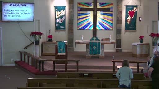 Jan. 17, '21 Worship - Flee!
