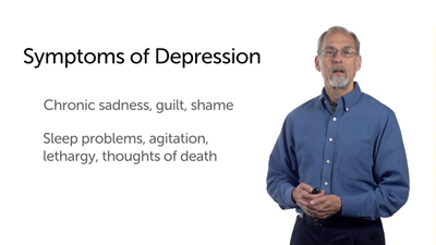 Counseling Approaches: Depression