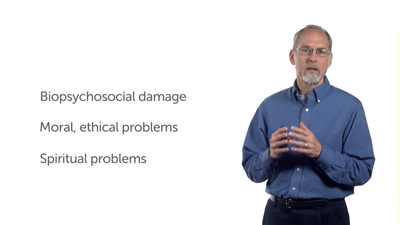 Summarizing a Christian's Understanding of Psychopathology