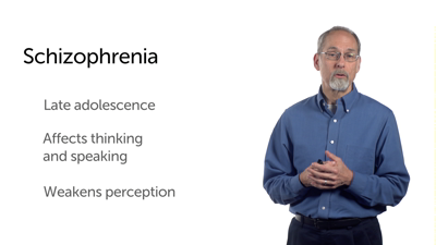 Schizophrenia, Substance-Related, and Somatoform Disorders