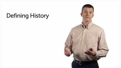 Defining Terms and Challenges to Knowing the past: Part 1