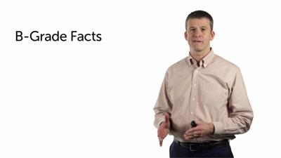 B-Grade Facts