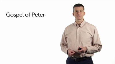 Gospel of Peter, Gospel of Judas, Revelation Dialogues, and Pseudo Mark