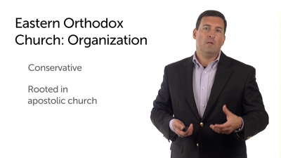 Eastern Orthodox Distinctives