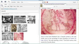 Finding Images of the Catacombs and Storing Them in Favorites