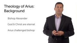 The Theology of Arius