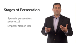Historical Stages of Persecution