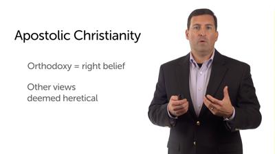 """Key Ideas of the """"Orthodox"""" Church"""