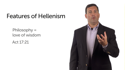 Features of Hellenism