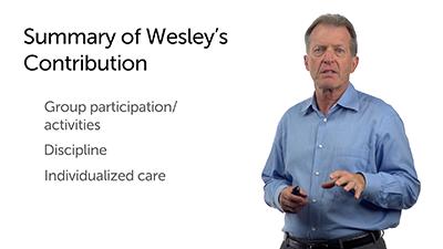 Wesley's Group Strategies and Leadership Principles