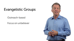 Types of Small Groups (1)