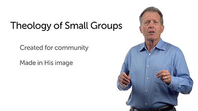 A Theology of Small Groups