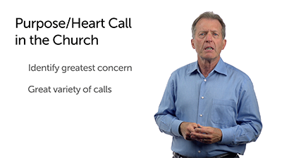 A Heart Call: Focus on a Need You Care About