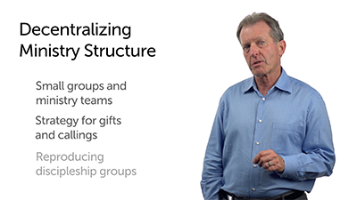 Jethro's Advice (3): Decentralize Your Structure