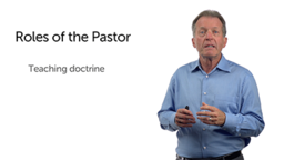 The Role of the Pastor in the Christendom Paradigm