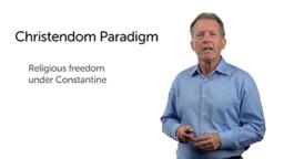 The Christendom Paradigm