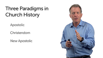 The Apostolic Paradigm