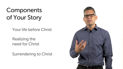 Four Components of Your Story