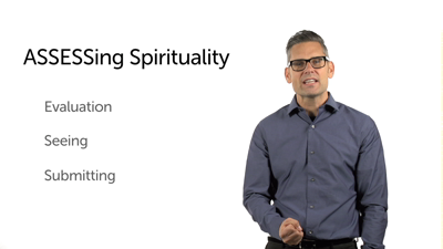Stages for ASSESSing Spirituality