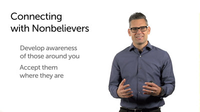Awareness and Acceptance of Nonbelievers