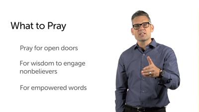 Prayer, Opportunities, and Wisdom