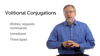 Volitional Conjugations