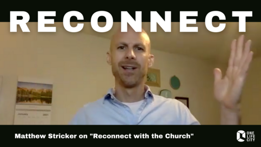 Reconnect with the Church