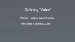Introducing Voice