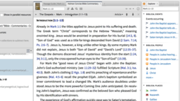 Bible Commentaries