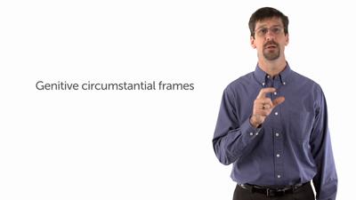 Circumstantial Frames, Part 2