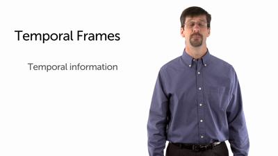 Temporal Frames