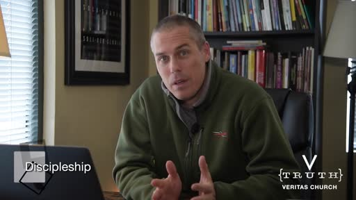 #10 Intro To Veritas - Discipleship