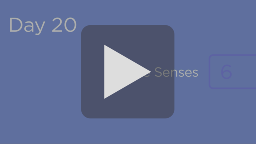 (Day 20) Research Words in the Original Languages: Senses