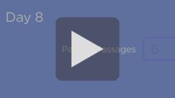 (Day 8) Explore the Intertextual Context: Parallel Passages